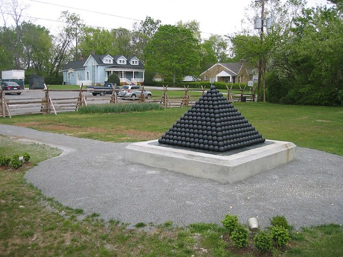trip franklin memorial war tennessee battle jackson assault cotton civil gin