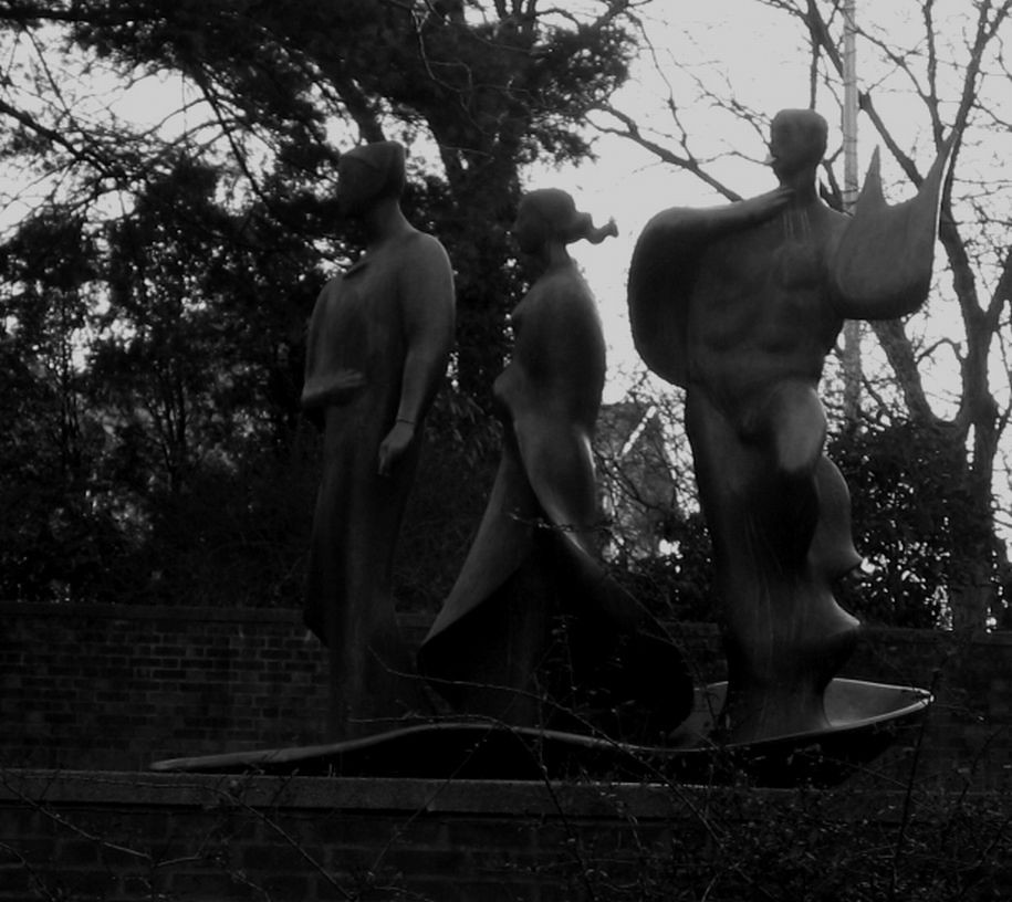 Providence Statues