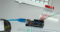 """display22 Workshop """"Interactive Devices"""": Knight Rider 