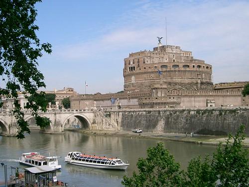Castel Sant'Angelo | by edwin.11