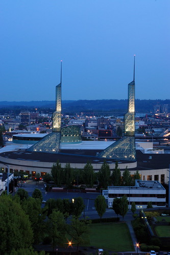 Portland Convention Center Oregon | by Mike Hiran Photography