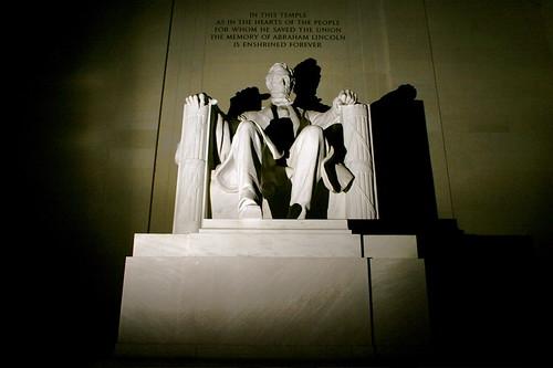Lincoln's Shadow | by Samer Farha