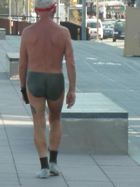 Old man naked Old Farts
