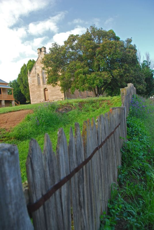 Old Church Henley NSW