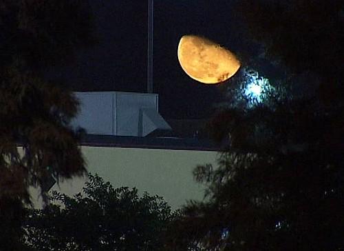 moon over parkinglot