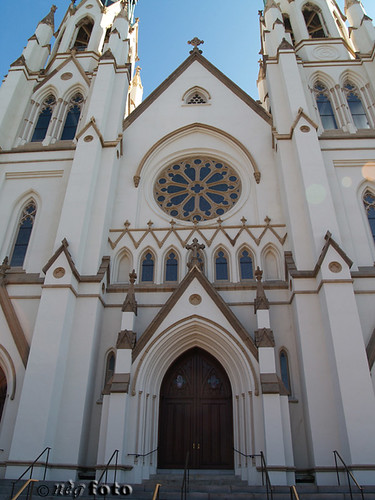 Cathedral of St John-Baptist - Savannah GA [USA] | by nègFoto