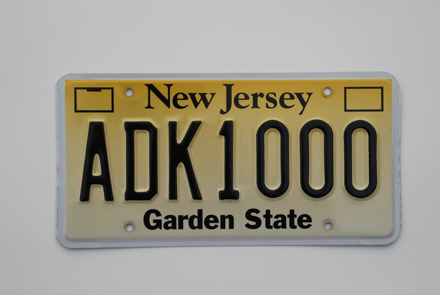 New Jersey ADK1000