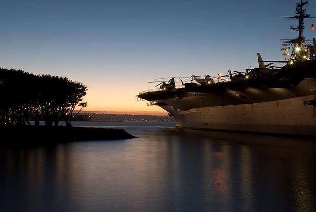 San Diego Aircraft Carrier 0148
