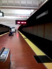 North Berkeley BART station   by scriptingnews