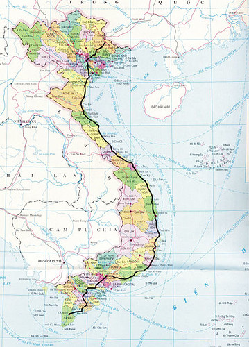 Vietnam map | The Route of National Highway 1 | michvet3 ... on u.s. route 6, u.s. route 50, highway 11 map, highway 97 map, highway 4 afghanistan maps, i-70 map, overseas highway, i-80 map, highway 45 map, highway 99 map, highway 2 map, california state route 1, ontario highway 401 map, parks highway map, u.s. route 40, key west, seven mile bridge, coast highway map, los angeles map, us route 101, u.s. route 20, new jersey turnpike, u.s. route 66, highway 25 map, highway 31 map, network north america map, i-93 map, us interstate highway system, u.s. route 2, canada highway map, pulaski skyway, highway 83 map, pacific highway map,