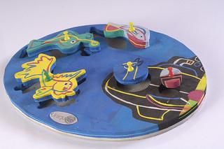 Chamalie Marine Puzzle FIT0051 | by uniqueco.designs (flipflopiwas)