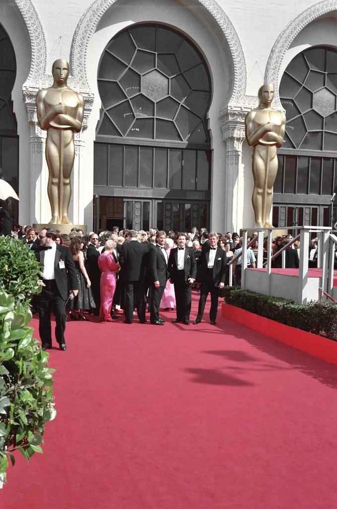 Academy Awards Red Carpet 1988