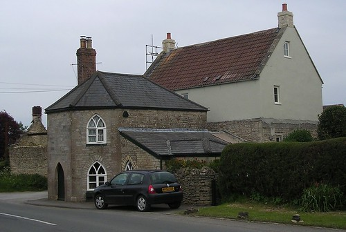 Av Maf Tollhouse Marshfield Former Road Toll House At