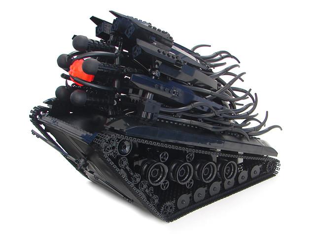 Armageddon War Tank