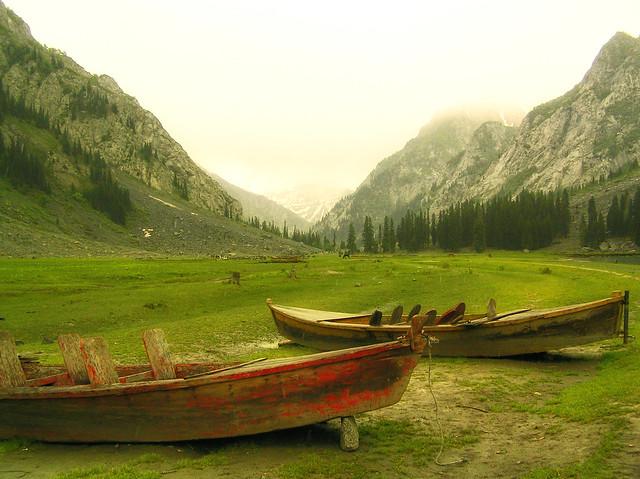 Dream Lake Valley