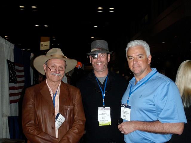 J. Peterman and John O'Hurley