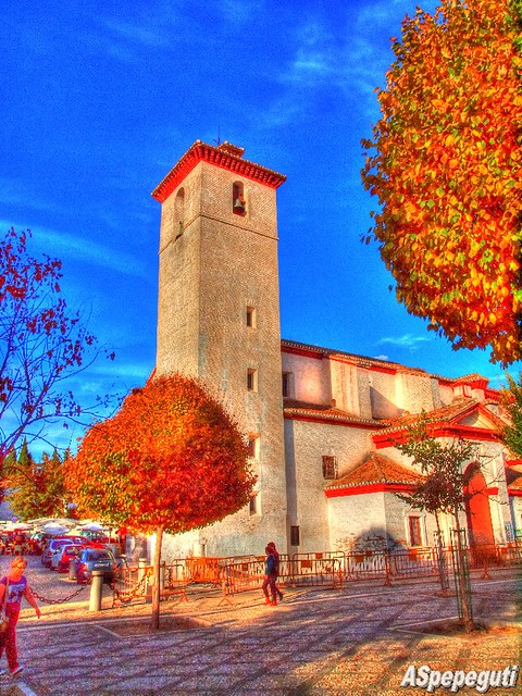 Iglesia de San Nicolas (Granada)