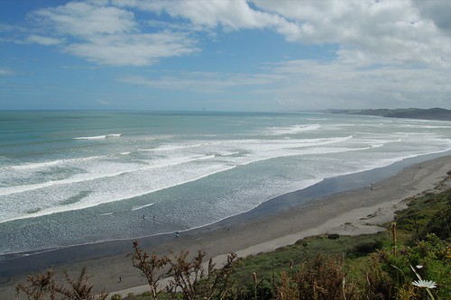 Raglan, New Zealand | by crayon_pony_fish