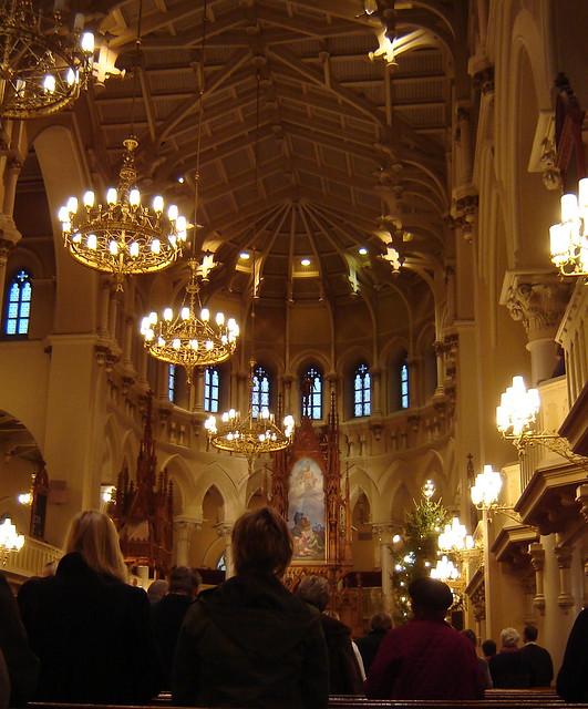 St. John's Cathedral Helsinki Finland
