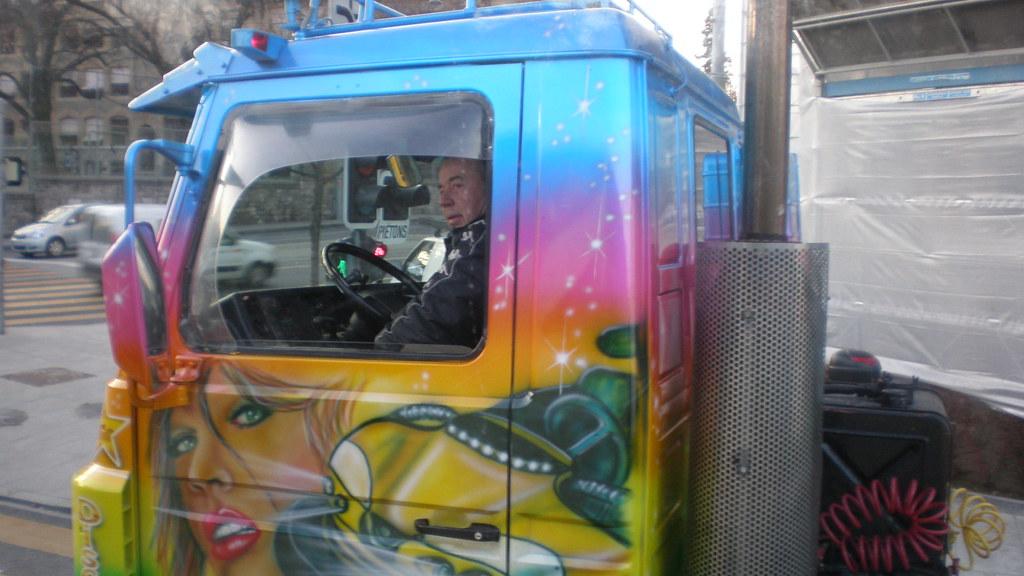 Sexylorry Sexxy lorry