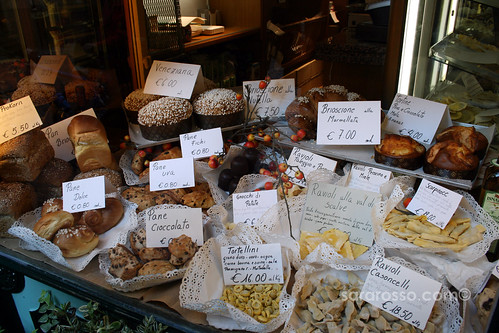 Fresh Pasta & Pastries in Bergamo Alta, Italy | by MsAdventuresinItaly