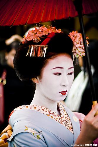 Geisha @ Kyoto | by ~Morgan