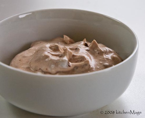 nutella mousse | by kitchenmage