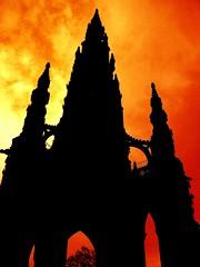 a spire aspiring