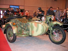 Ranger - Ural Russian Motorcycle with Sidecar   by WorldWideMotorcycles