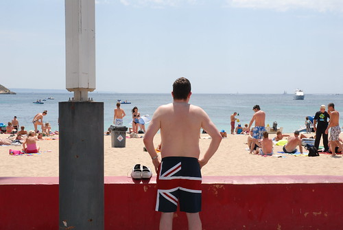 Brits Abroad, Urgh   by Kevin Bluer