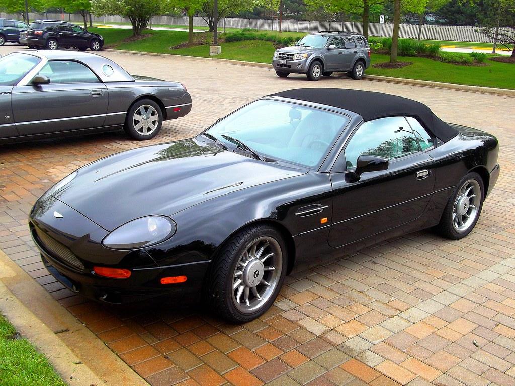 Aston Martin Db7 Volante Neiman Marcus Edition Suprisingly Flickr
