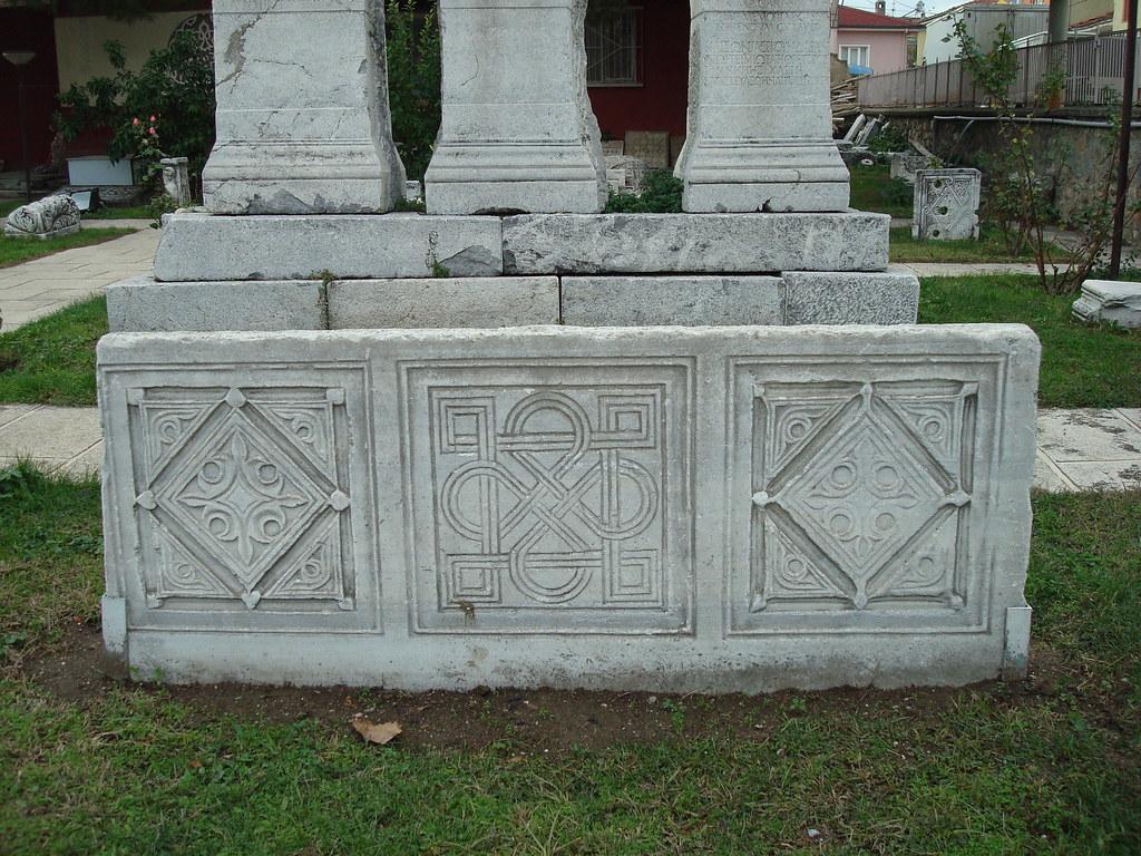 Byzantine Marble Altar II