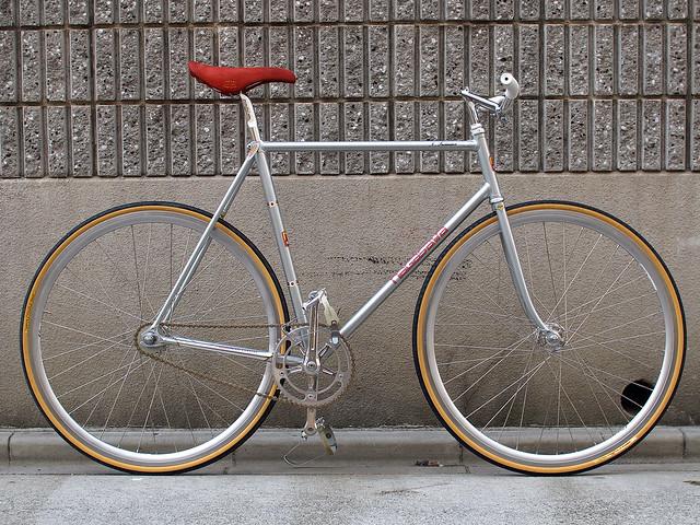 [Bike Check] NAGASAWA Fixie