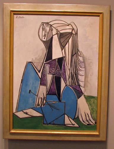 Portrait of Sylvette David