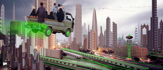 Future Karachi Megatropolis