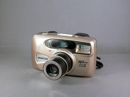 2001 - Pentax IQZoom 80S | by Marty4650