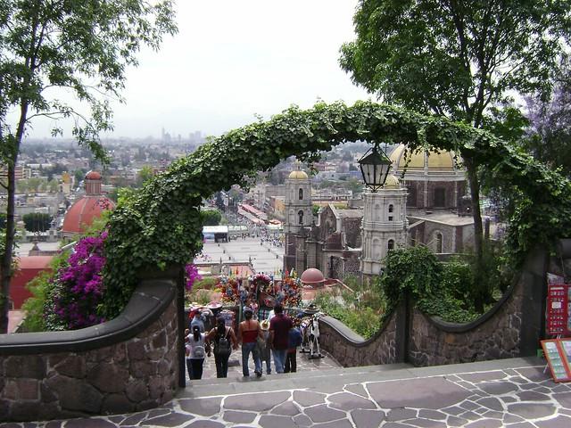 Nuestra Señora de Guadalupe, Ciudad de México/Mexico City, México - www.meEncantaViajar.com