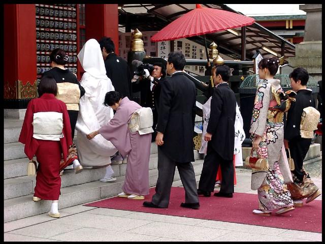 Wedding at Kanda Jinja 2