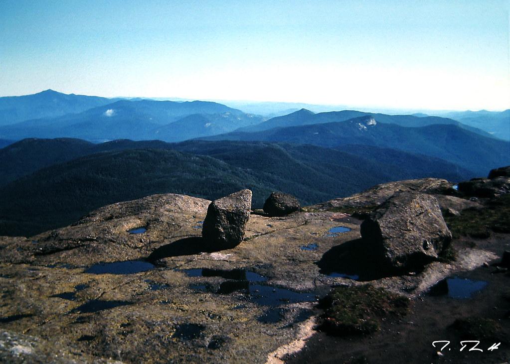 Mt Marcy, Adirondacks