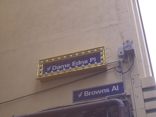 Dame Edna Place