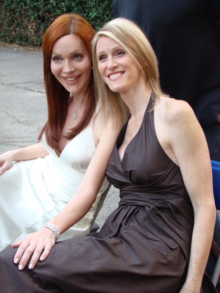 Calpernia Addams and Andrea Ja...