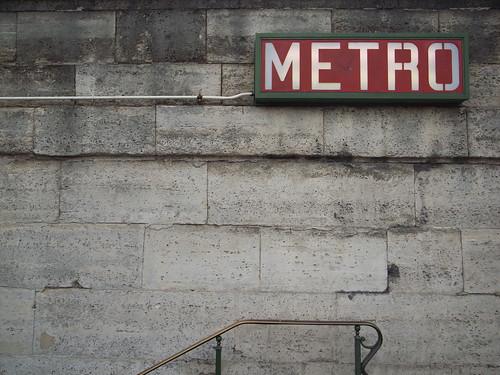 METRO | by nicolasnova