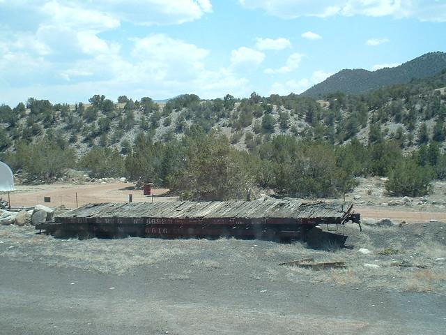 Royal Gorge Remnants