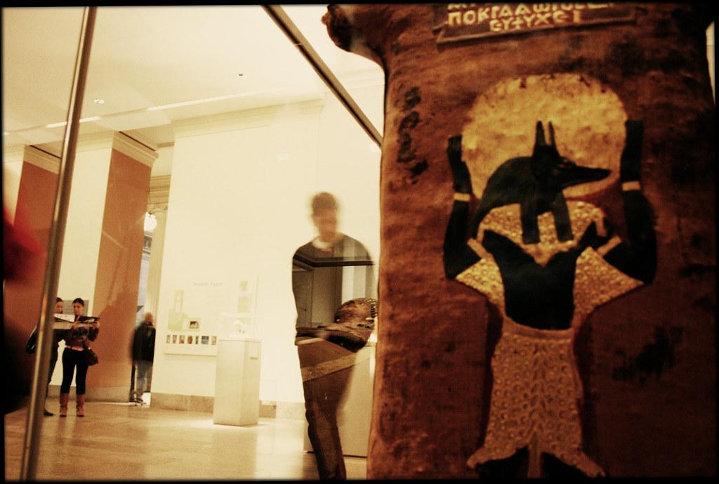 Mummy of Artemidora by Juli Kearns (Idyllopus)