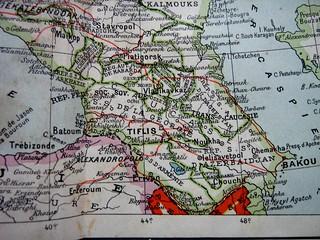 Soviet Caucasus, 1925
