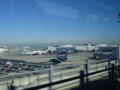 San Francisco airport | by Marc van der Chijs