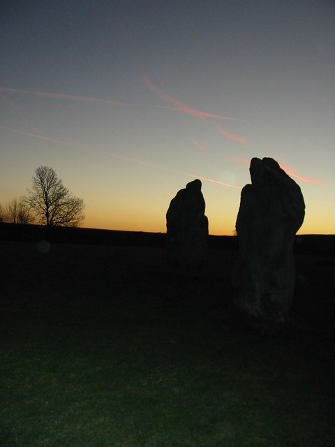 Silent Sentinels of Avebury