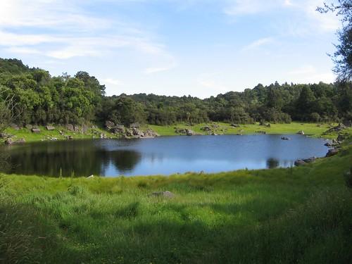 Lake Kiriopukae   by Kathrin Marks