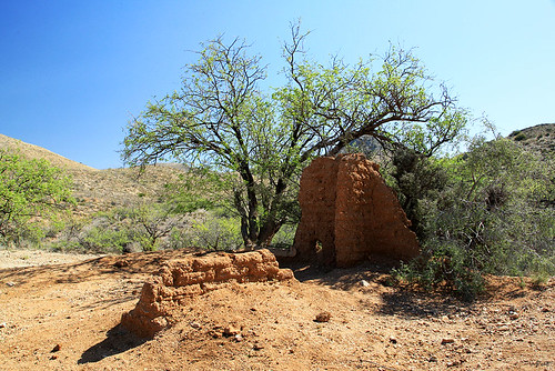 arizona ruins az adobe ghosttown helvetia santaritamountains arizonapassages