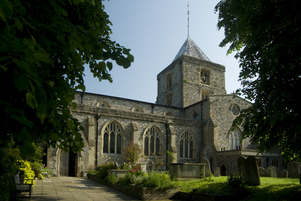 IMGP8674-Edit Arundel: St Nicholas Parish Church